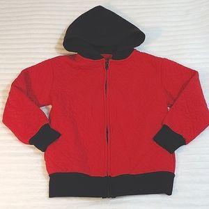Kids Disney Mickey Mouse zip hoodie sz SM